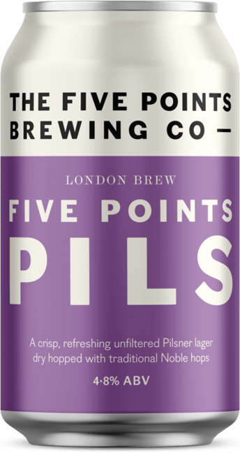 FIVE POINTS PILS (12-PACK)