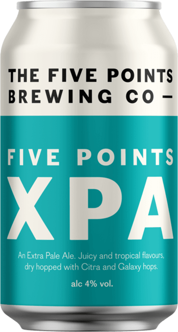 FIVE POINTS XPA (12-PACK)